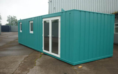New Style Canteen Container cabins